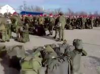 Чеченских контрактников отправляют на войну в Сирию