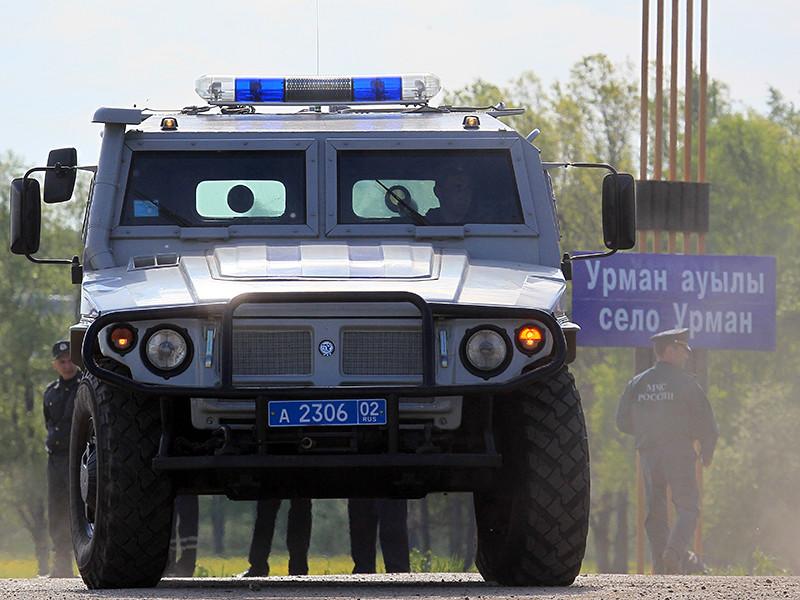 В Башкирии на территории бывшей воинской части в Урмане, где располагался арсенал, прогремел взрыв