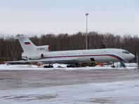 В ФСБ пока не видят подтверждений версии о теракте на борту самолета Ту-154