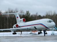 СМИ узнали о внеплановом ремонте разбившегося Ту-154 незадолго до катастрофы