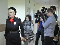 Стритрейсершу Мару Багдасарян, которая накануне вышла на свободу и объелась устриц, настигло новое наказание