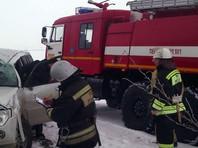 В Северной Осетии разбилась машина с сотрудниками ФСБ: пять человек погибли