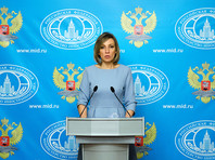 """Захарова назвала администрацию Обамы """"неудачниками"""" и анонсировала ответные меры на санкции"""