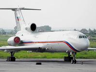 """Источники рассказали о """"критической неисправности"""" на борту Ту-154"""
