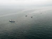 В Минобороны РФ сообщили о поднятых со дна Черного моря двух механизмах управления Ту-154