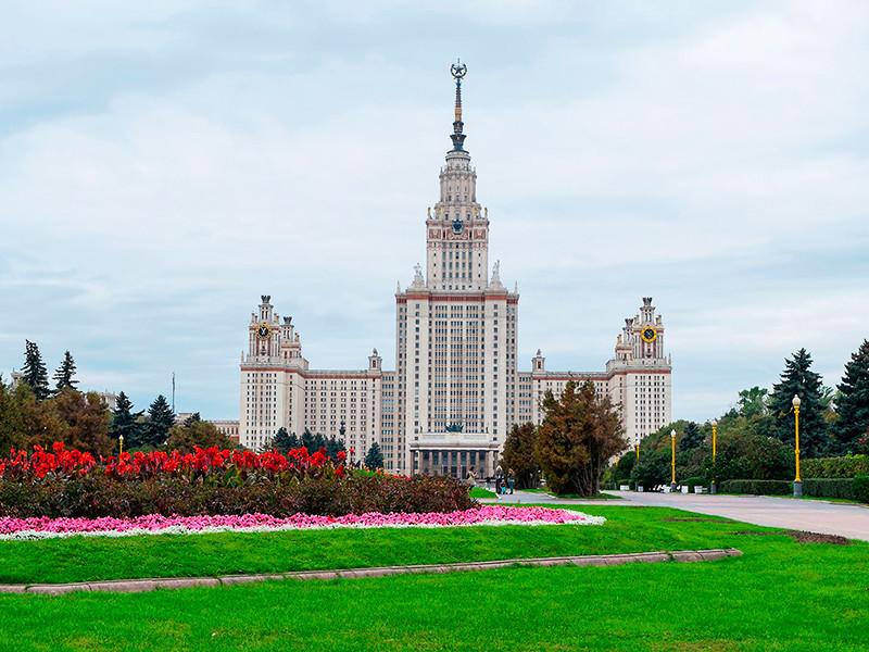 МГУ занял третье место в рейтинге вузов развивающихся стран от Times Higher Education