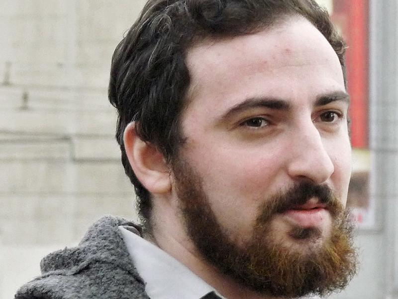 Энтео задержан у стен Кремля за провокацию на могиле Сталина
