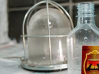 В Иркутской области нашли второй подпольный цех по производству спиртосодержащей отравы