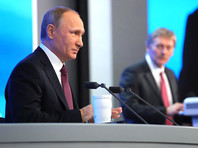 Путин рассказал, что следит за делом Немцова, с Улюкаевым не виделся, и пожурил СМИ за вбросы про Бельянинова