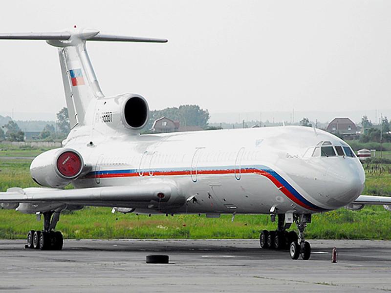 На борту Ту-154 Минобороны РФ, по предварительным данным, при наборе высоты возникла техническая неисправность
