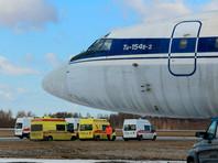 Полеты Ту-154Б-2 приостановлены до выводов о катастрофе над Черным морем