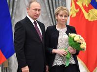 Доктор Лиза получила от Путина новоявленную Госпремию за правозащитную деятельность