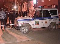 Неизвестные обстреляли полицейский патруль в Махачкале
