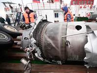 Минобороны сообщило об отсутствии следов взрыва на обломках Ту-154, но версия теракта не исключена