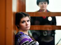 """Суд признал Варвару Караулову виновной в попытке примкнуть к """"Исламскому государству"""""""
