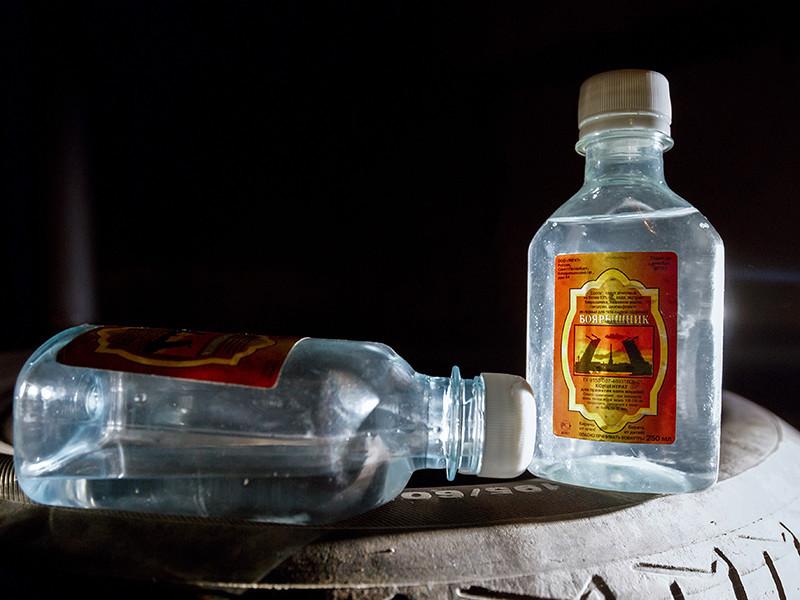 "В Иркутске за сутки изъяли еще 10 тысяч бутылок ""Боярышника"""