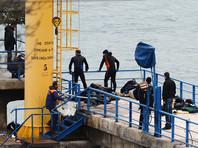 Поисково-спасательные работы у побережья Черного моря, где потерпел крушение самолет Минобороны РФ Ту-154