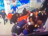 В Ставрополе расследуют уголовное дело о массовом падении детей с эскалатора (ВИДЕО)