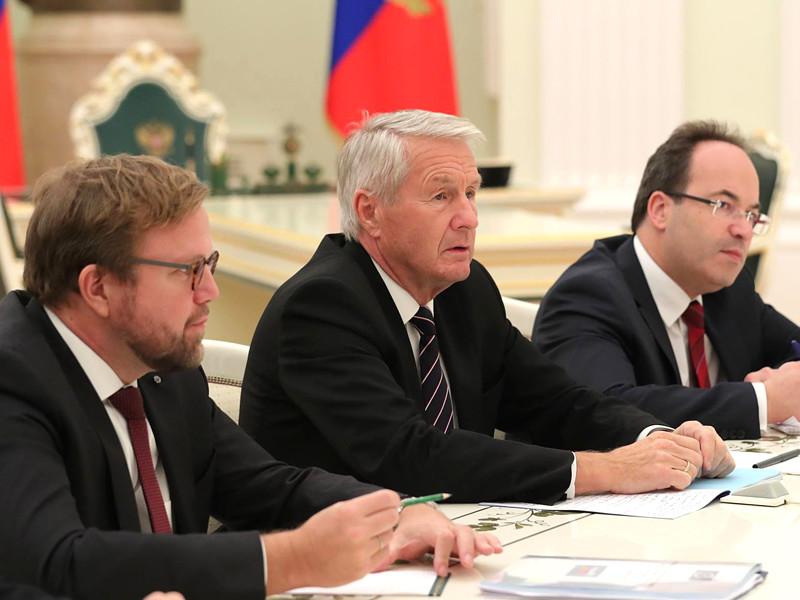 Генсек Совета Европы во время визита в Москву напомнил властям РФ про дело ЮКОСа
