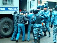 В Москве полиция задержала почти 30 строителей, решивших пожаловаться на невыплату зарплаты