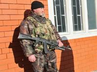 Двое полицейских погибли в столкновениях с боевиками в Чечне