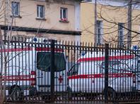 Девочка по имени Манижа уже 10 дней находится в инфекционном отделении 1-й городской больницы Москвы