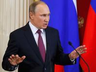 По крайней мере, до официальной встречи президента РФ Владимира Путина и американского лидера Дональда Трампа разговор об этом не представляется возможным, заявил глава кремлевской пресс-службы Дмитрий Песков