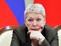 Министр образования Васильева высказалась против восьми уроков в день