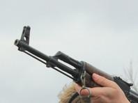 В Москве мужчина устроил стрельбу из списанного автомата
