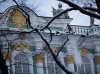 Здание Государственного Эрмитажа в Санкт-Петербурге, 5 января 2016 года