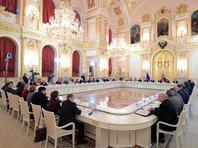 Заседание Совета по развитию гражданского общества и правам человека, 8 декабря 2016 года