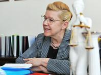 Мизулина, услышав о растлении детей в московской школе, предложила сажать за это пожизненно