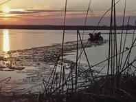 Тела четверых провалившихся под лед подростков нашли на Кубани