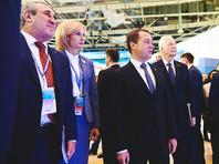 """Медведев вновь предложен на пост лидера """"Единой России"""""""