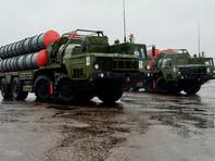 Дивизион С-400 заступает на боевое дежурство в Крыму