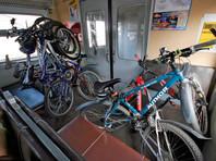 Власти Москвы в минус 30 прорекламировали бесплатный провоз велосипедов в транспорте