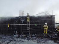 Семья с двумя детьми погибла при пожаре в Иркутской области