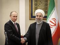 Путин запланировал встречу с президентом Ирана на март