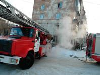 В красноярской многоэтажке взорвался газ, есть пострадавший