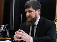 Рамзан Кадыров, глава Чечни