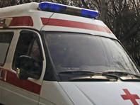 На Сахалине машина скорой помощи загорелась, врезавшись в  грузовик: погибли пять человек