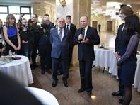 Путин рассказал, что очень гордится своим удостоверением плотника 4-го разряда