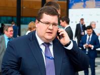Бизнесмен Игорь Чайка на XX Петербургском международном экономическом форуме