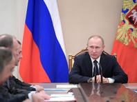 Путин занял первое место в рейтинге доверия у россиян