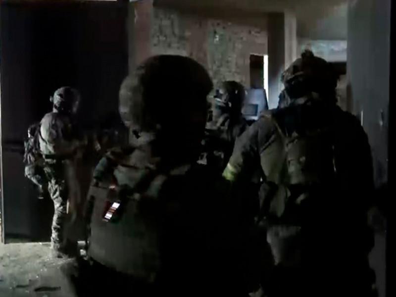 В дагестанском Хасавюрте проходит контртеррористическая операция