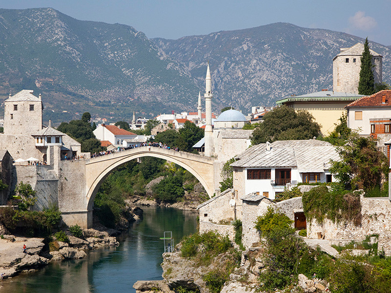 Балканы для России уже давно являются таким же полем активного действия, как и бывшие советские республики
