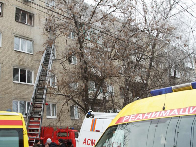 Мужчина, пострадавший при взрыве бытового газа в жилом доме в Саратове, скончался