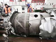 Такое заключение следует из результатов взрывотехнических экспертиз извлеченных со дна Черного моря обломков лайнера