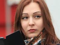 На выходе из здания Конституционного суда России задержана супруга Ильдара Дадина