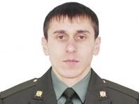 Стрелок рядовой Хамзат Хашумов находился рядом с командиром роты спецназа. Заметив, что боевик целится в командира, росгвардеец Хашумов бросился к нему и прикрыл собой